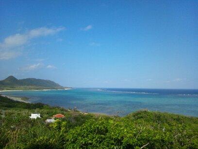 石垣島のウミ